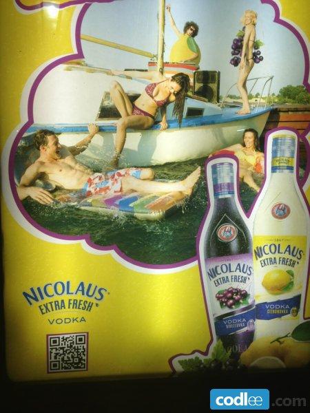nicolaus qr kod kampan